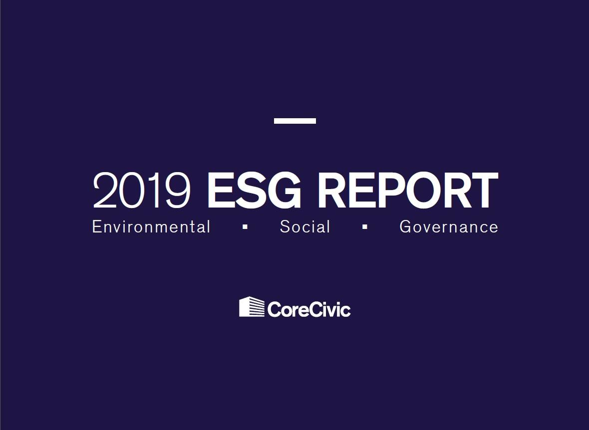 2019 ESG Cover