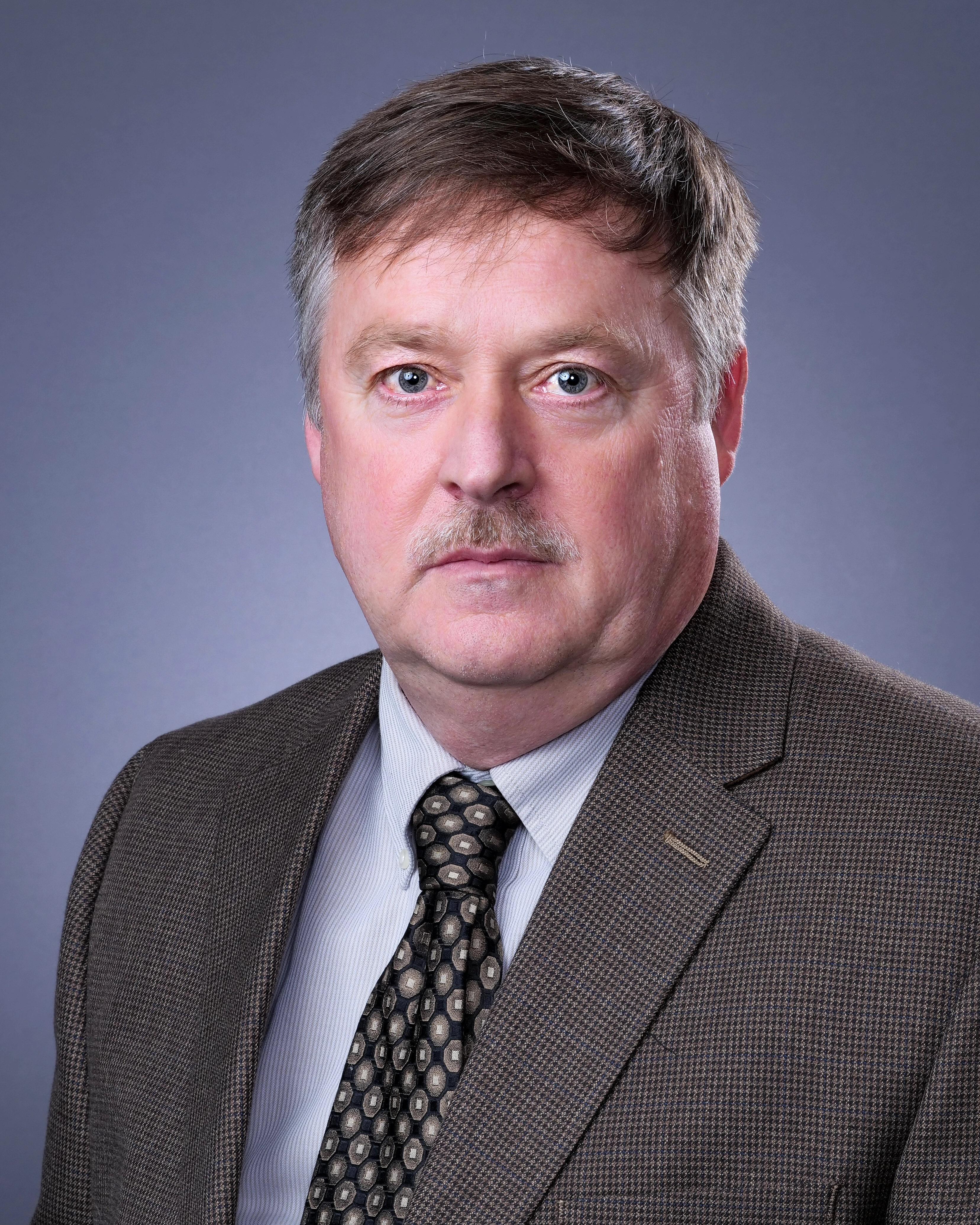 Barry Goodrich, Warden