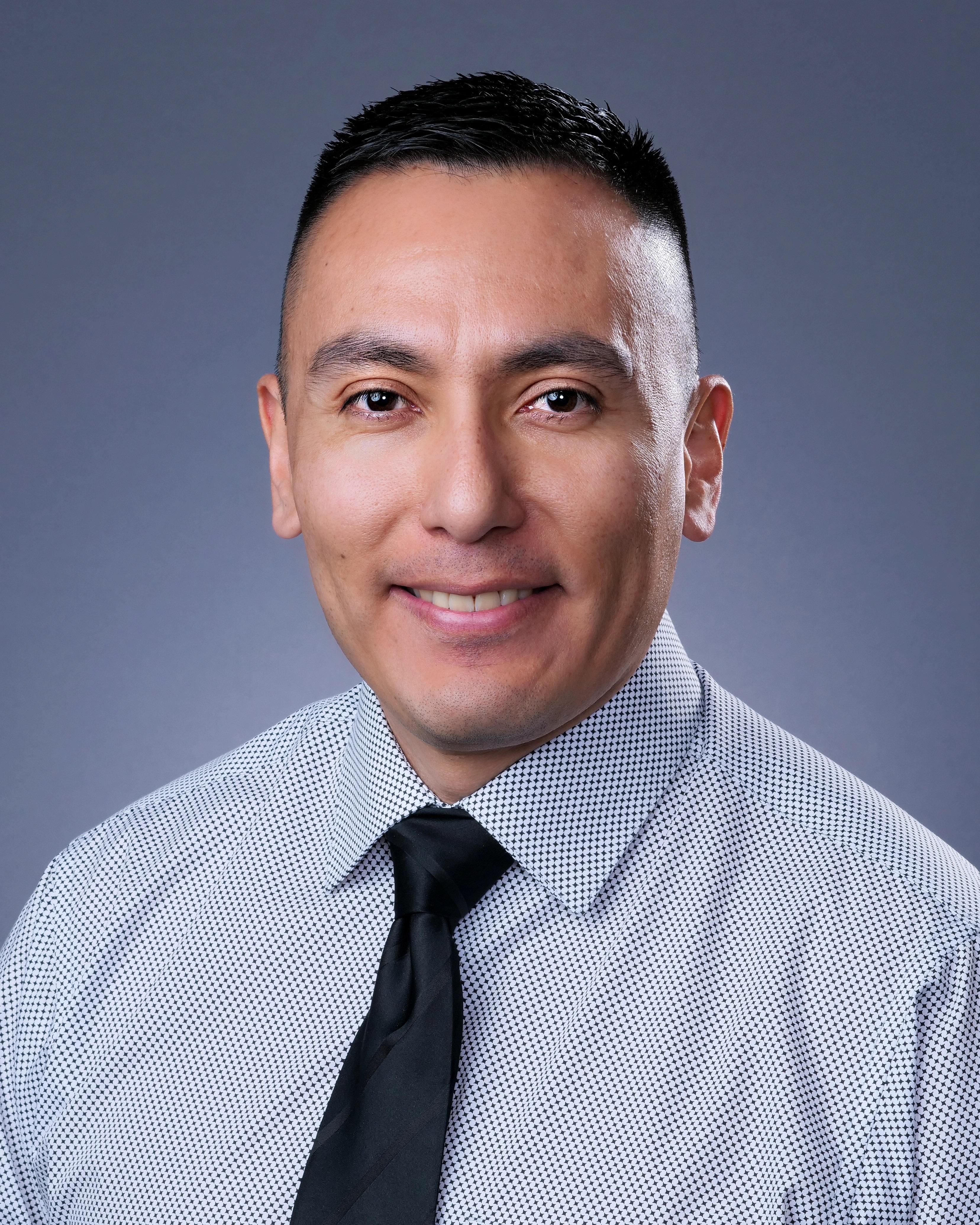 Hector Melchor, Facility Administrator