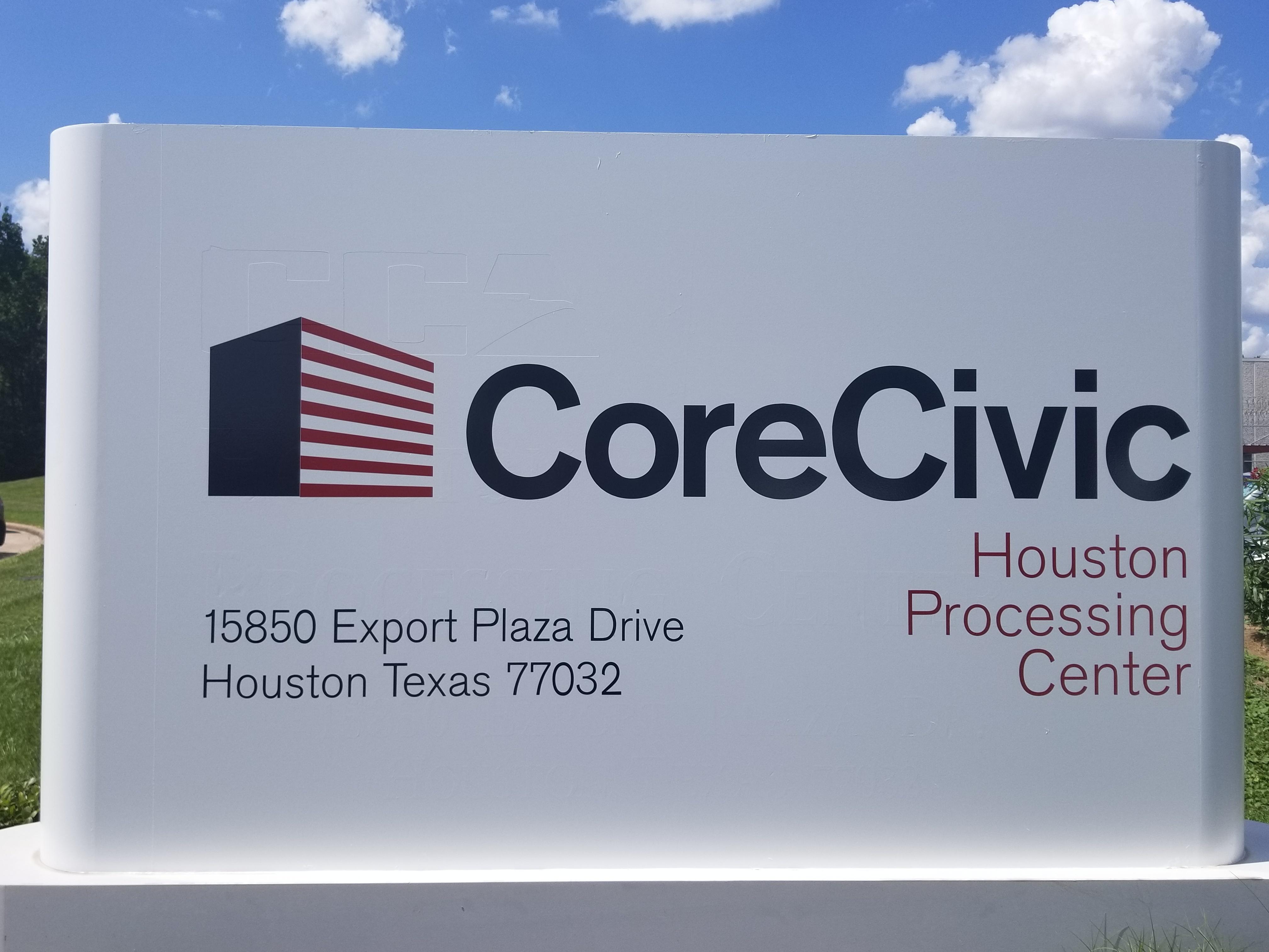 Houston Processing Center