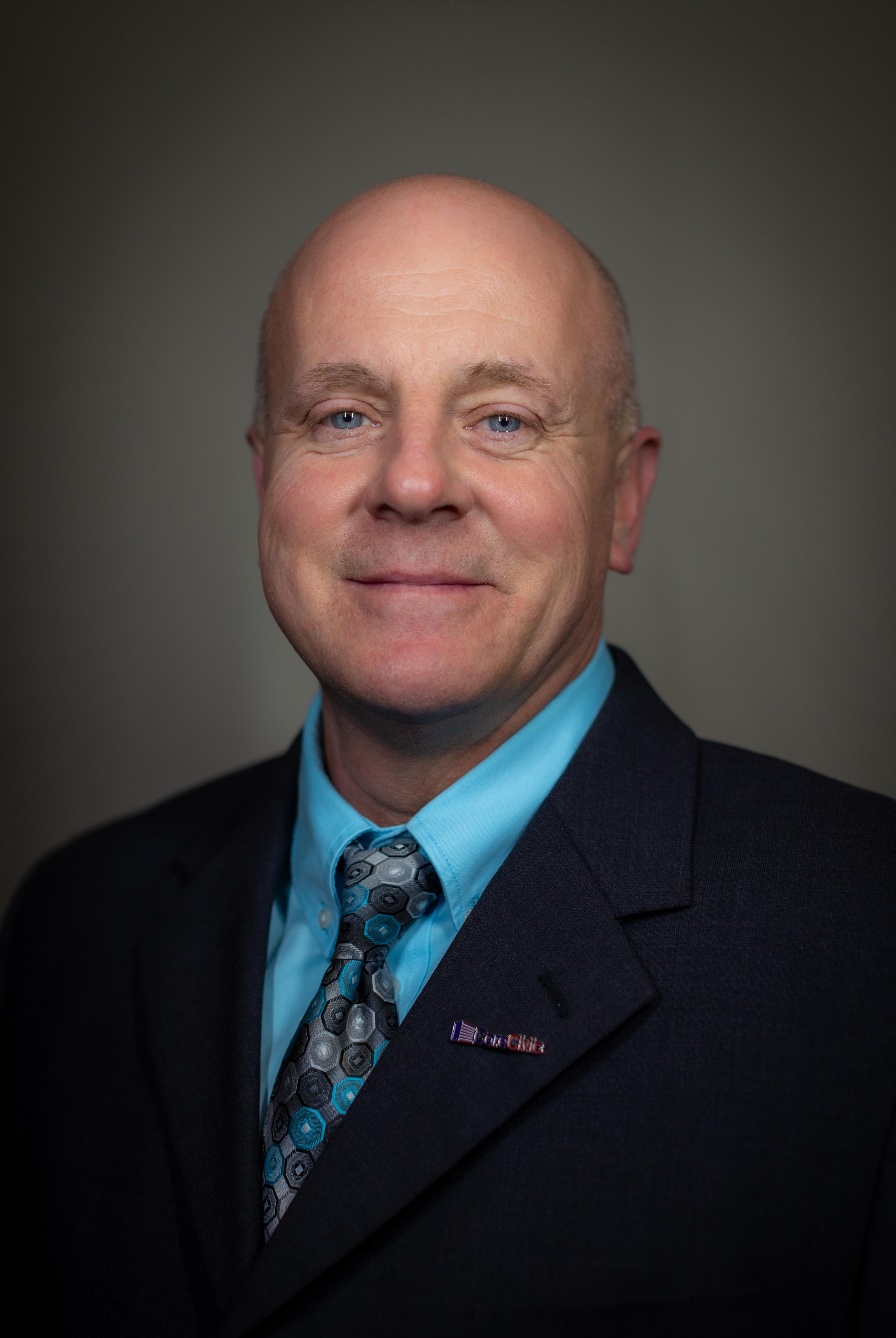 Mike Quinn, Warden