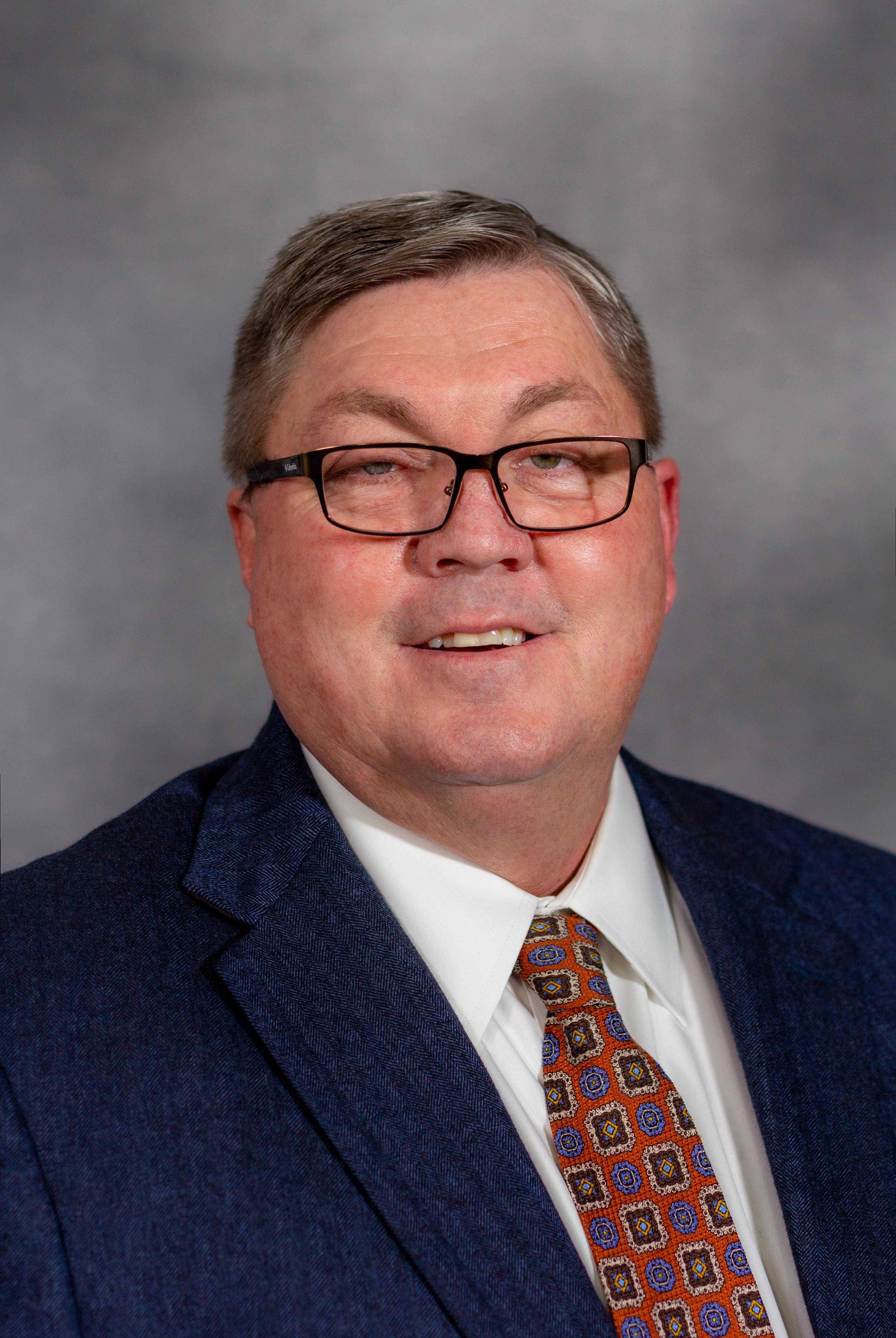 Todd Anderson, Facility Director